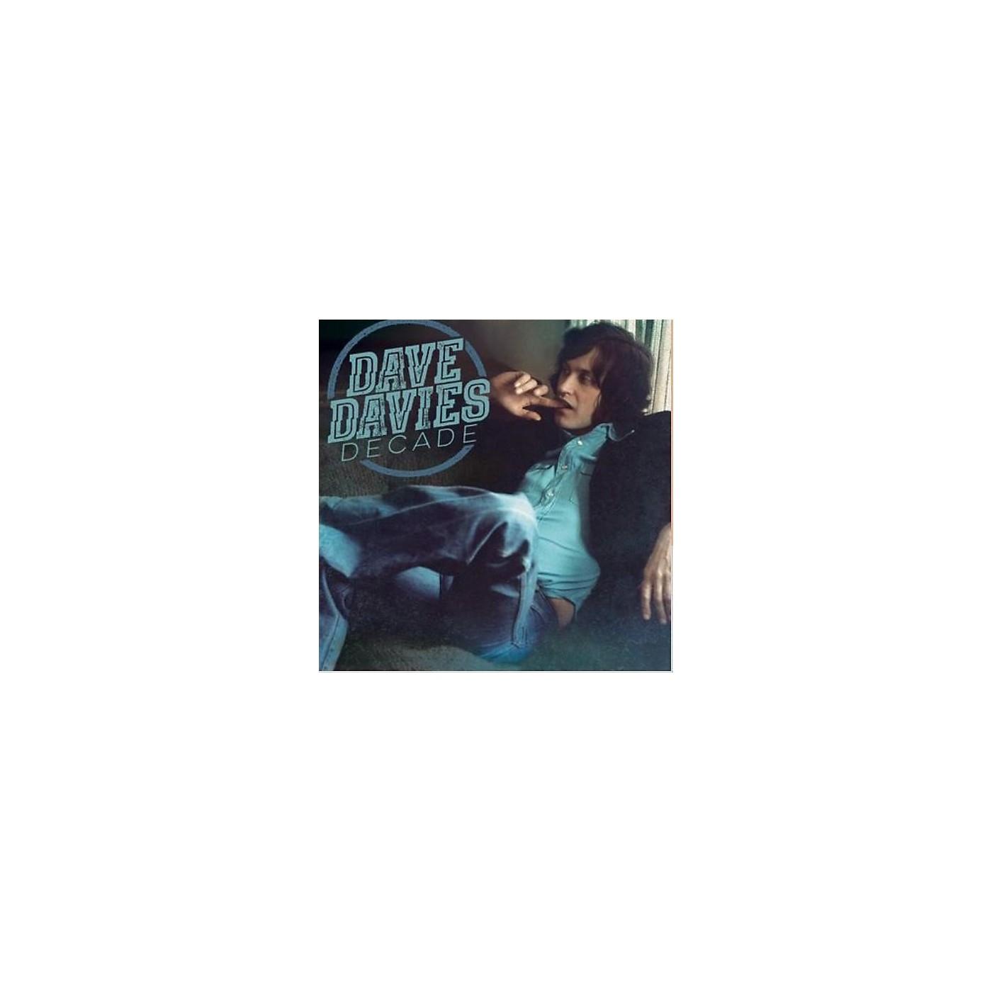 Alliance Dave Davies - Decade thumbnail
