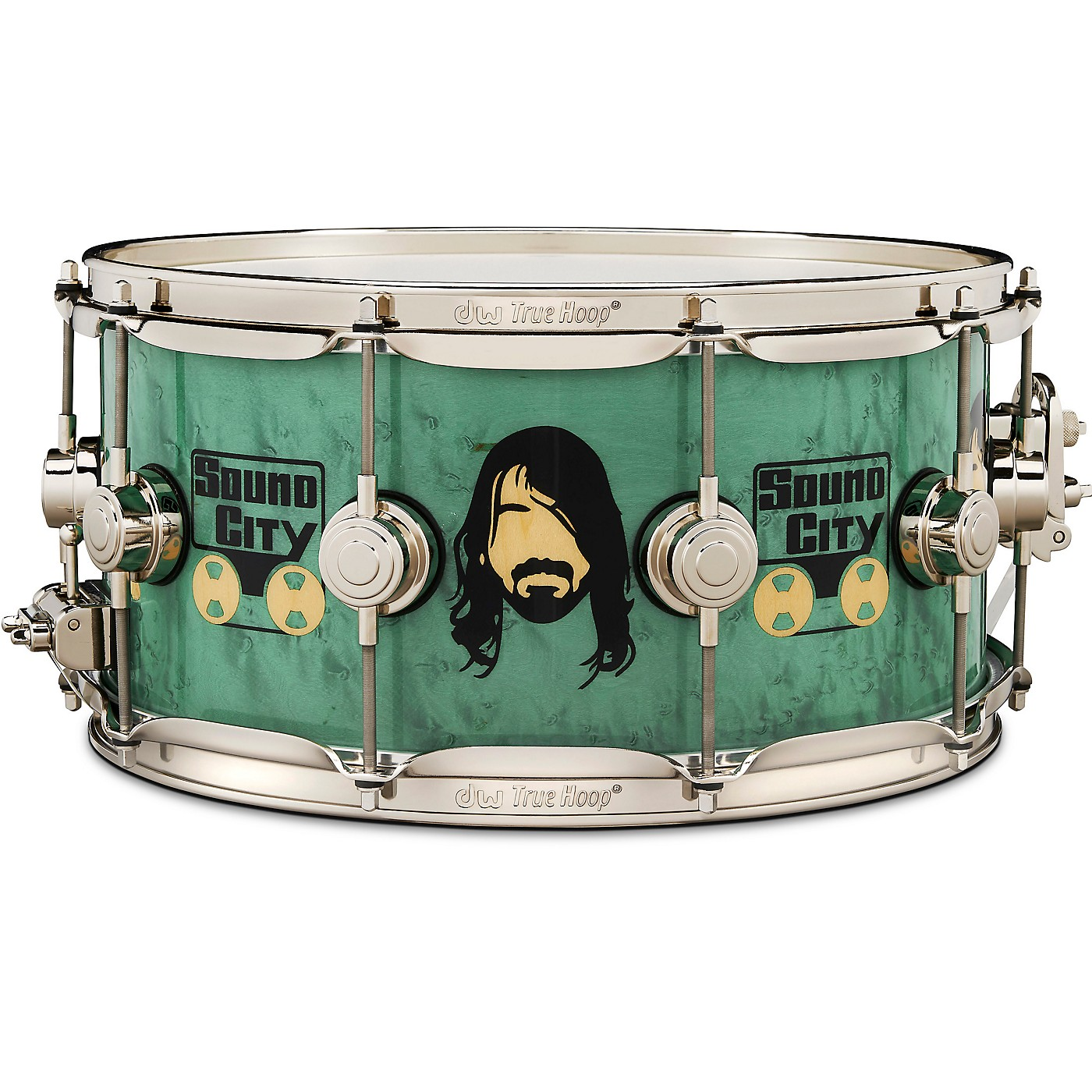 DW Dave Grohl Icon Snare Drum thumbnail