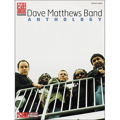 Cherry Lane Dave Matthews Band - Anthology Guitar Tab Songbook thumbnail