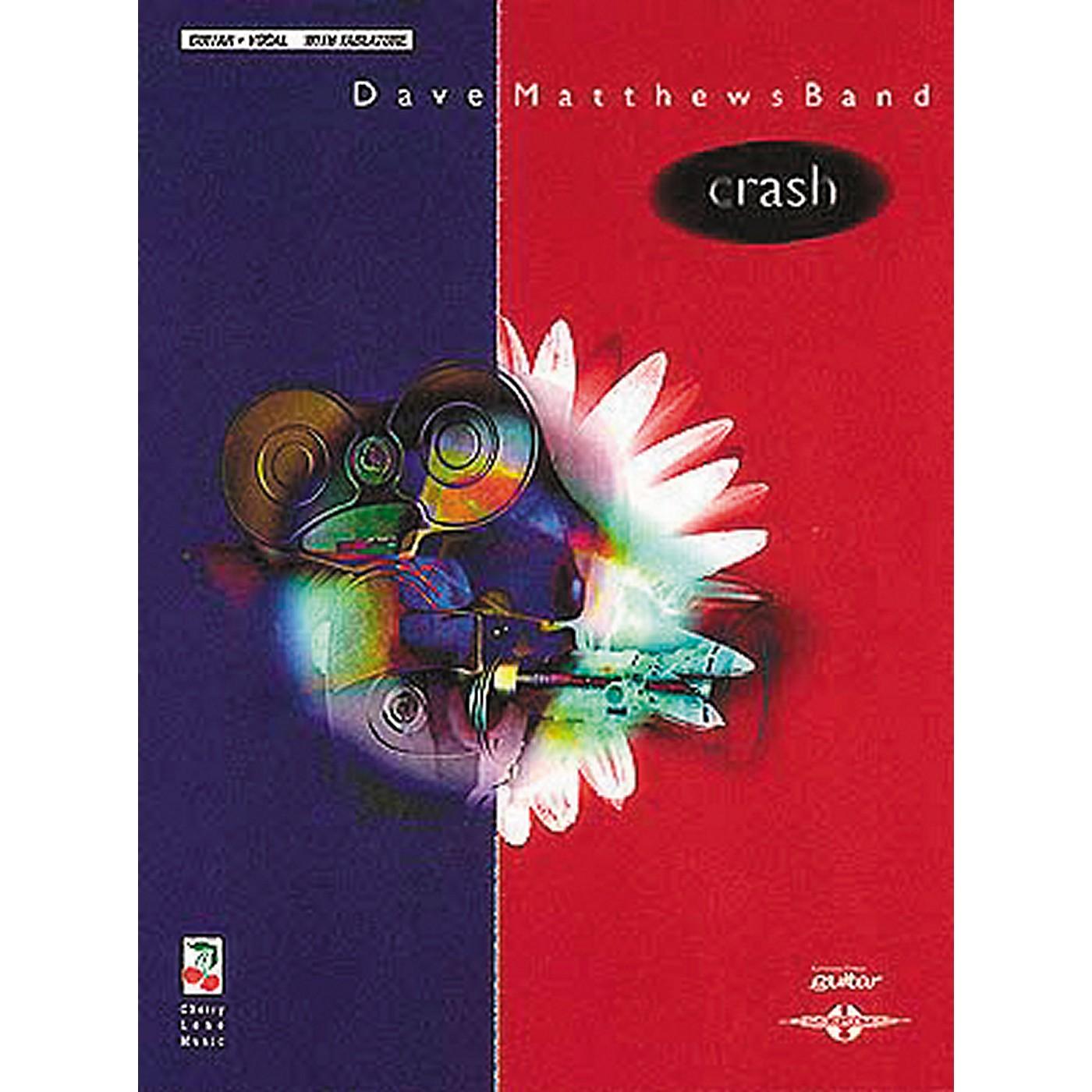 Hal Leonard Dave Matthews Band Crash Guitar Tab Songbook thumbnail