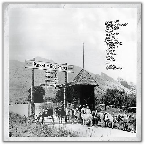 Sony Dave Matthews Band/Live At Red Rocks 8.15.95 (4 LP) thumbnail