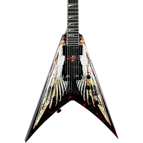 Dean Dave Mustaine VMNT Angel of Deth Electric Guitar thumbnail