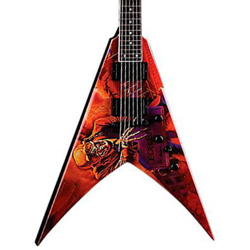 Dean Dave Mustaine VMNT Peace Sells Electric Guitar-thumbnail