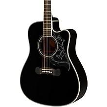 Epiphone Dave Navarro Signature Model Acoustic-Electric Guitar