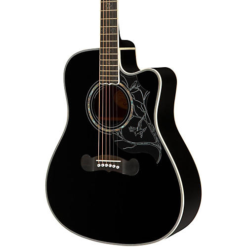 Epiphone Dave Navarro Signature Model Acoustic-Electric Guitar thumbnail