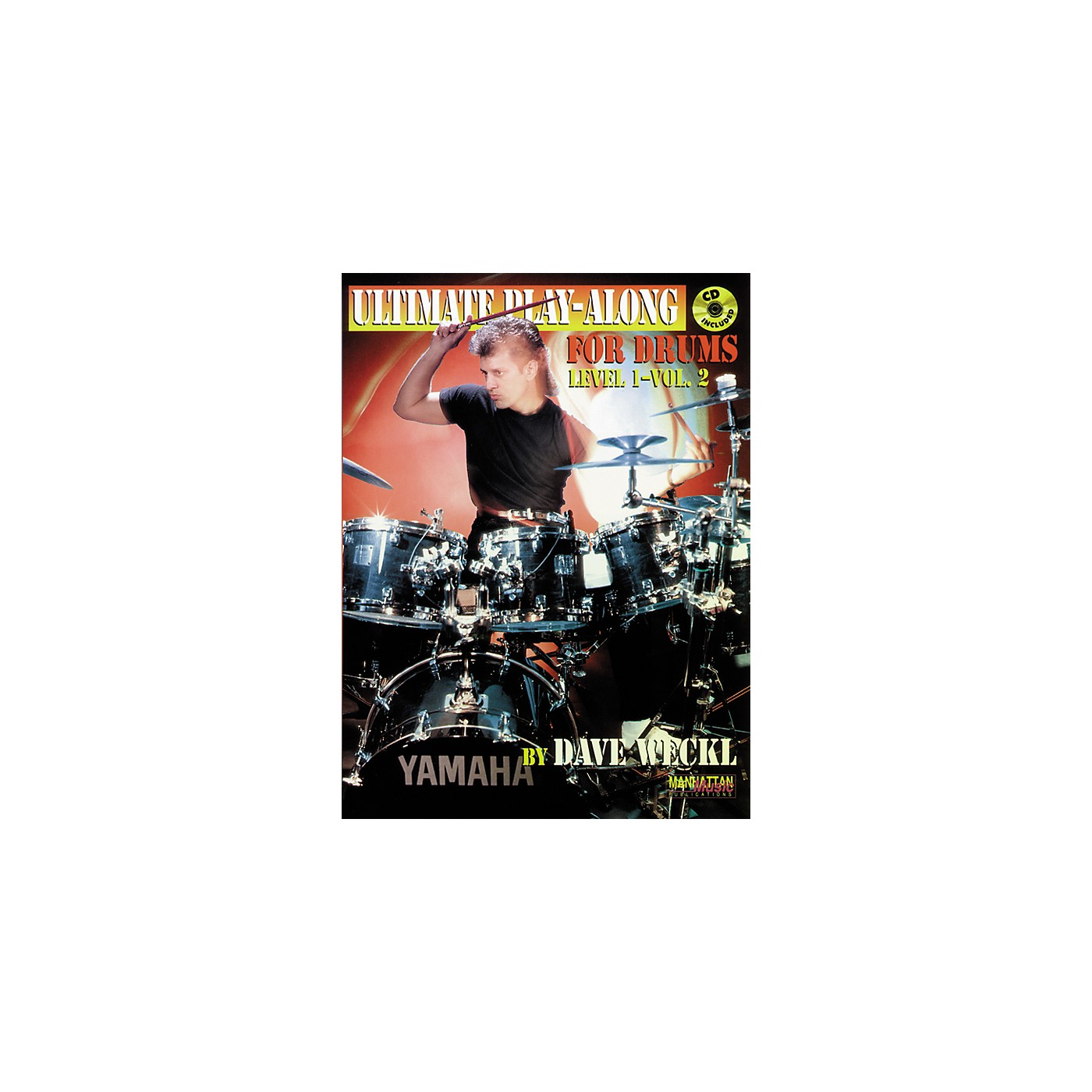 Alfred Dave Weckl Ultimate Play-Along Drum Trax Level 1 Volume 2 / Book & 2 CDs thumbnail