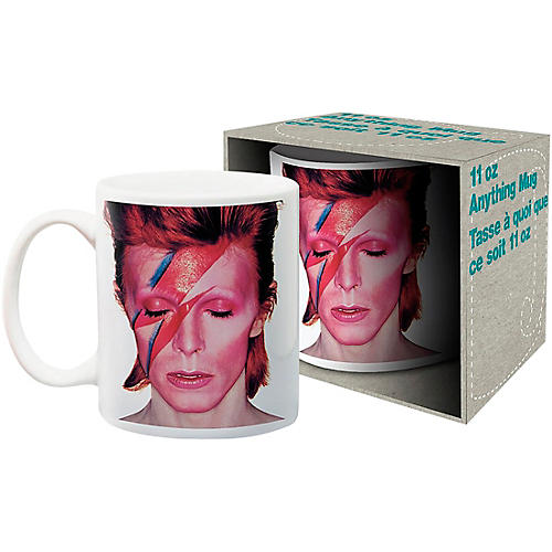 Hal Leonard David Bowie - Aladdin Sane 11oz Mug thumbnail