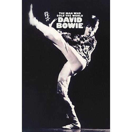 Hal Leonard David Bowie - Man Who Sold the World - Wall Poster thumbnail