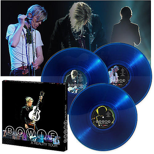 Alliance David Bowie - Reality Tour thumbnail