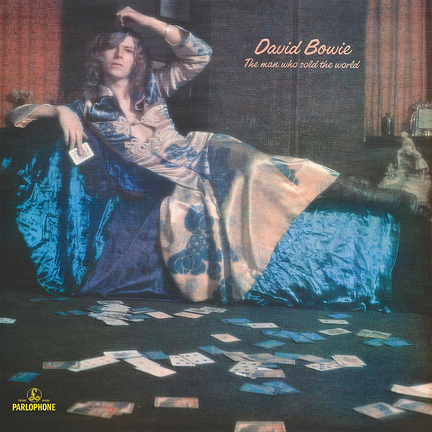 WEA David Bowie - The Man Who Sold The World thumbnail