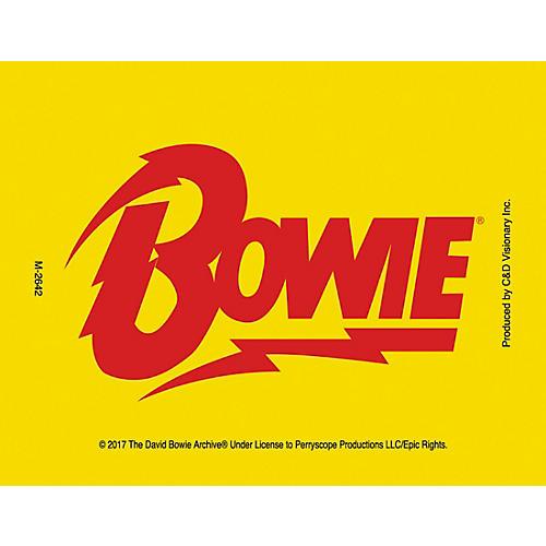 C&D Visionary David Bowie Bolt Magnet thumbnail