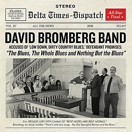 Alliance David Bromberg - Blues The Whole Blues And Nothing But thumbnail