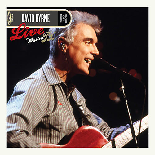 Alliance David Byrne - Live From Austin, TX thumbnail