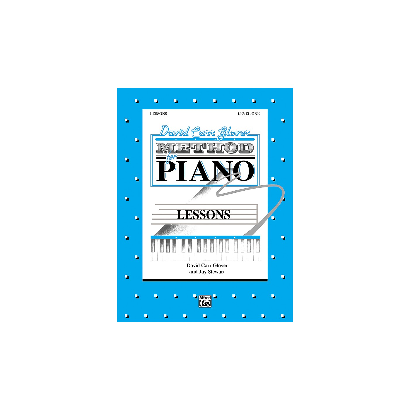 Alfred David Carr Glover Method for Piano Lessons Level 1 thumbnail