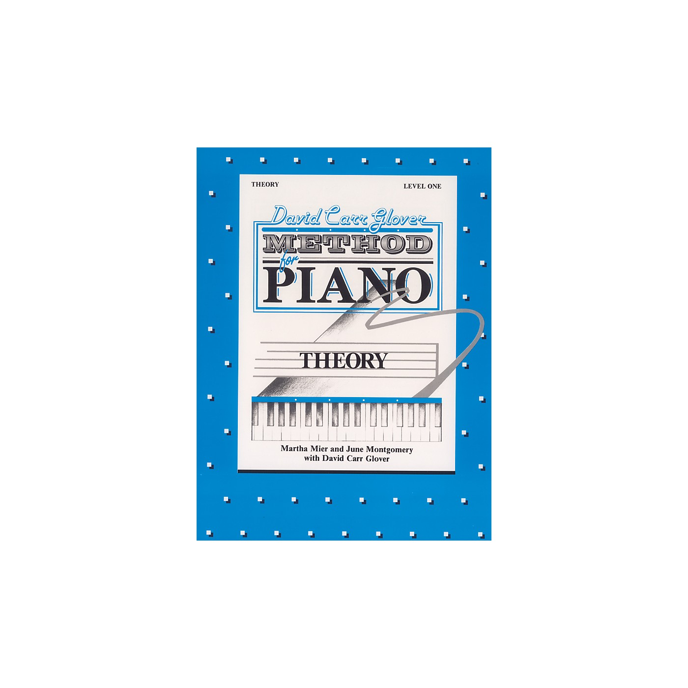 Alfred David Carr Glover Method for Piano Theory Level 1 thumbnail