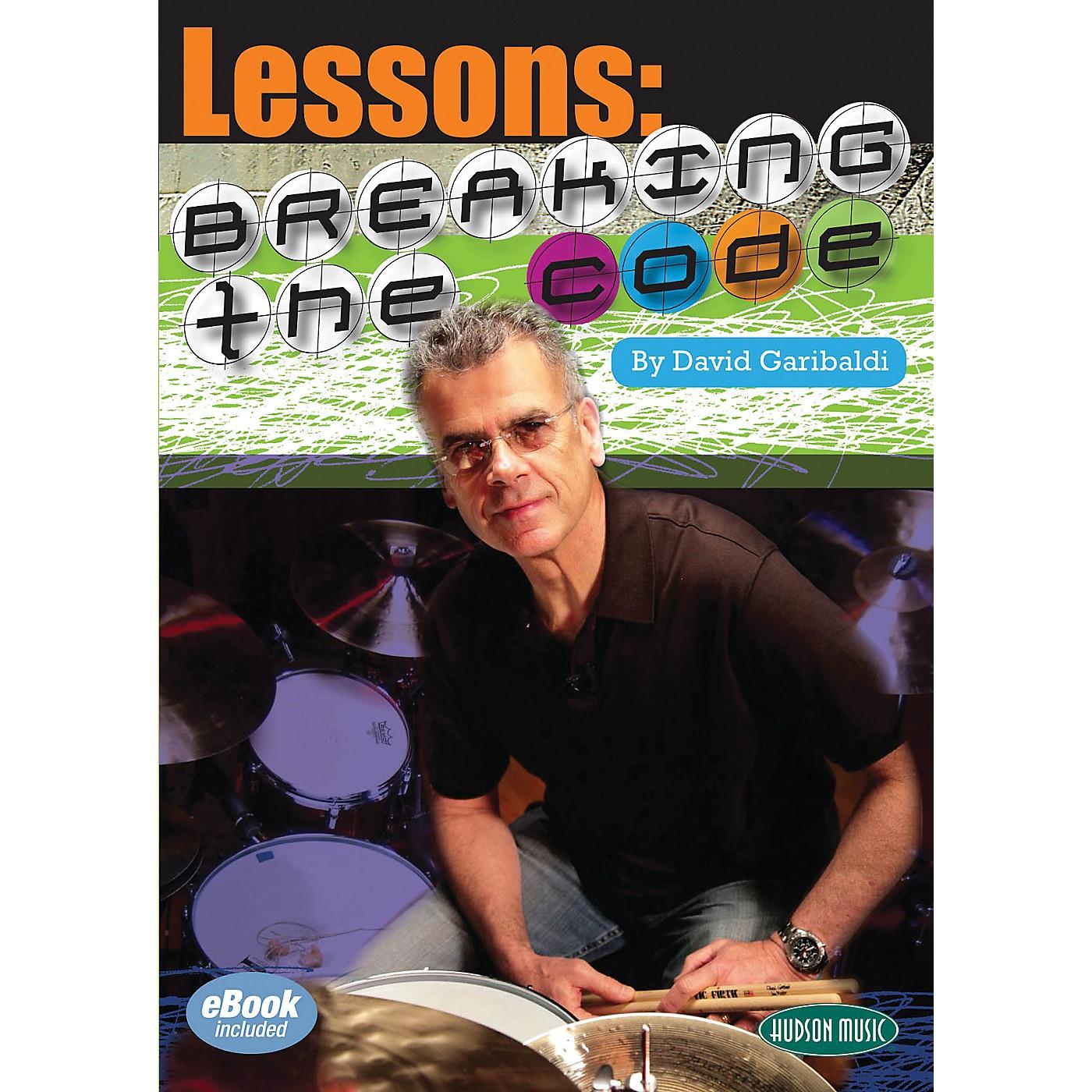 Hudson Music David Garibaldi - Lessons: Breaking the Code (DVD) thumbnail