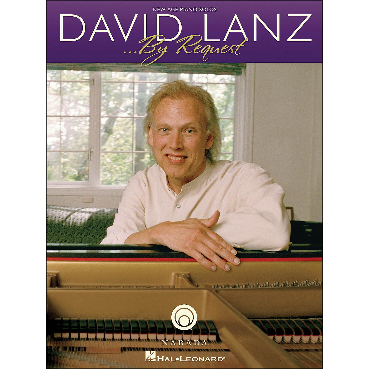 Hal Leonard David Lanz - By Request arranged for piano solo thumbnail