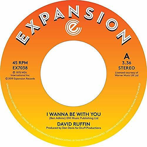 Alliance David Ruffin - I Wanna Be With You thumbnail