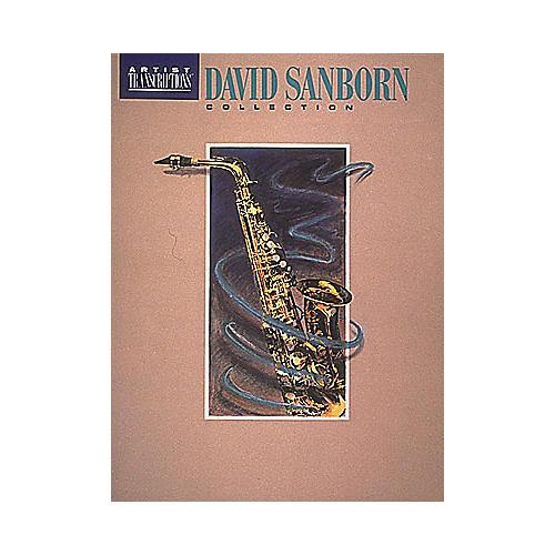 Hal Leonard David Sanborn Collection thumbnail
