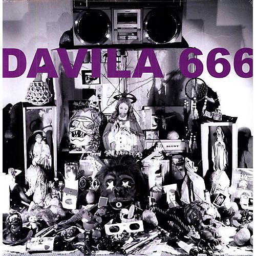 Alliance Davila 666 - Davila 666 thumbnail