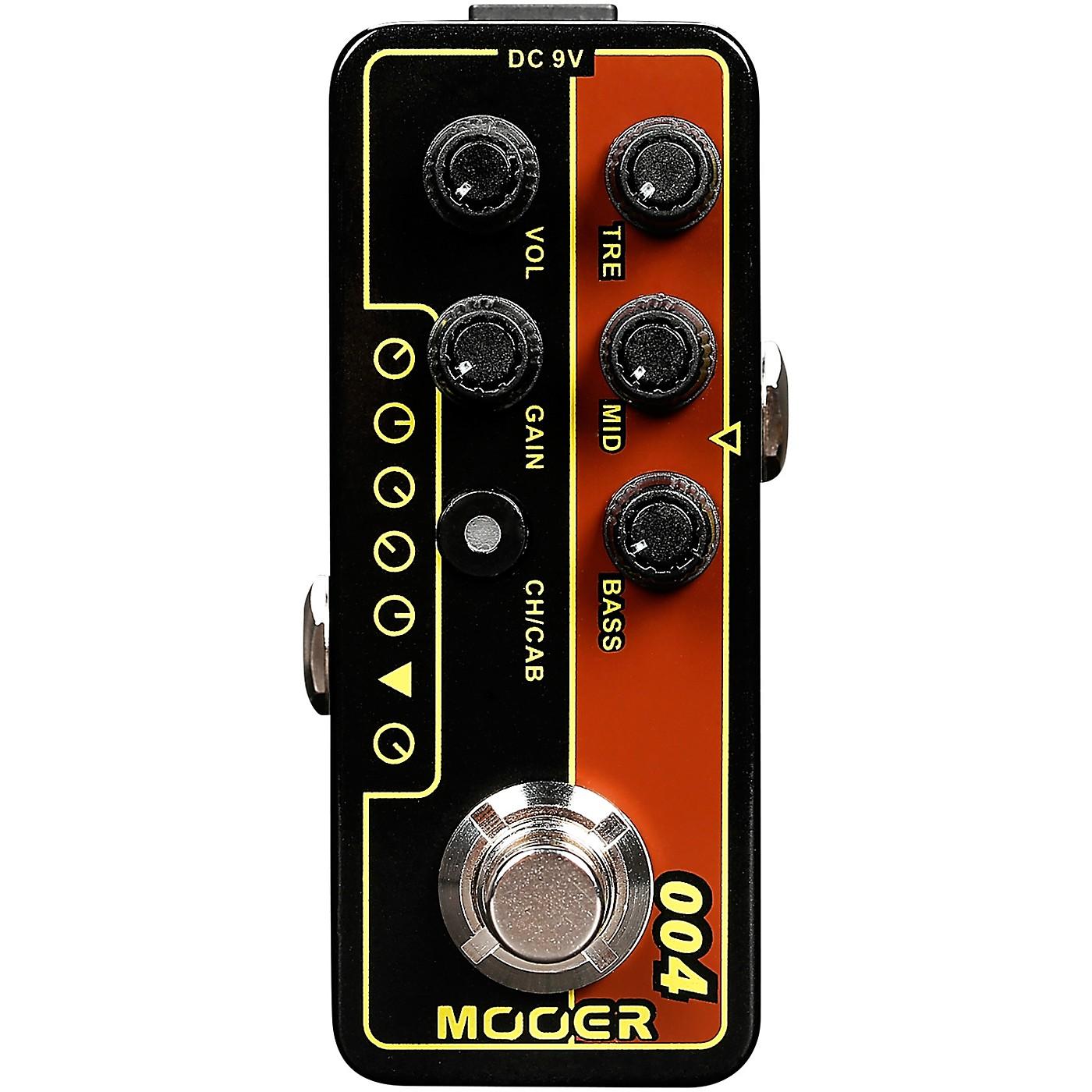 Mooer Day Tripper Micro Preamp Pedal thumbnail