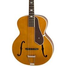 Epiphone De Luxe Classic Acoustic Electric Bass Guitar