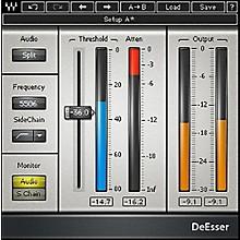 Waves DeEsser Native/TDM/SG Software Download