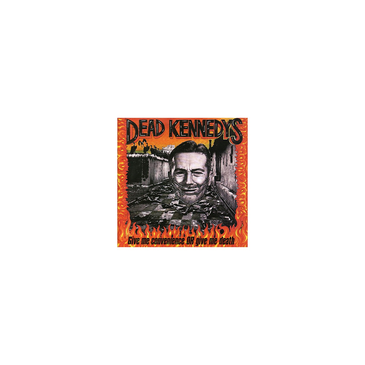 Alliance Dead Kennedys - Give Me Convenience or Give Me Death (CD) thumbnail