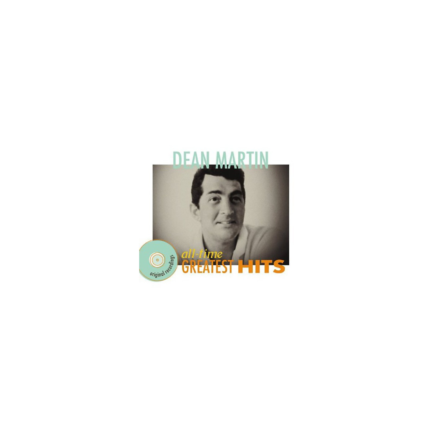 Alliance Dean Martin - All Time Greatest Hits (CD) thumbnail