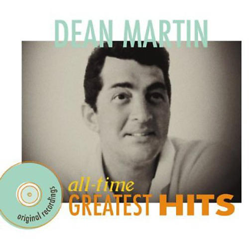 Alliance Dean Martin - All Time Greatest Hits (CD) thumbnail