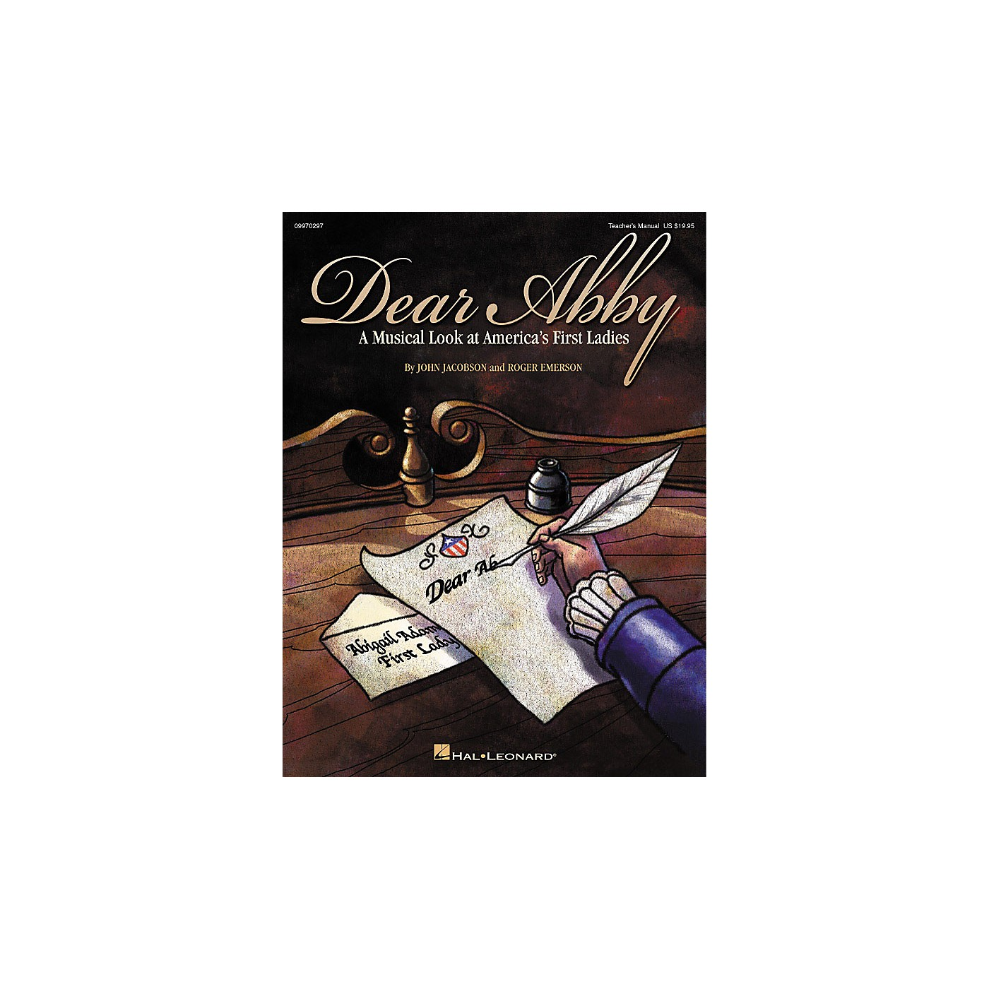Hal Leonard Dear Abby (Musical) (ShowTrax CD) ShowTrax CD Composed by Roger Emerson thumbnail