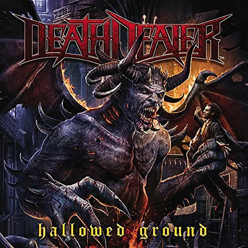 Alliance Death Dealer - Hallowed Ground thumbnail