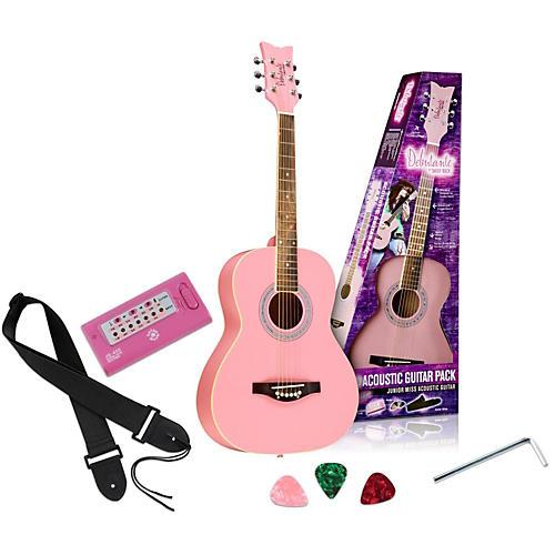 Daisy Rock Debutante Junior Miss Acoustic Guitar Pack thumbnail