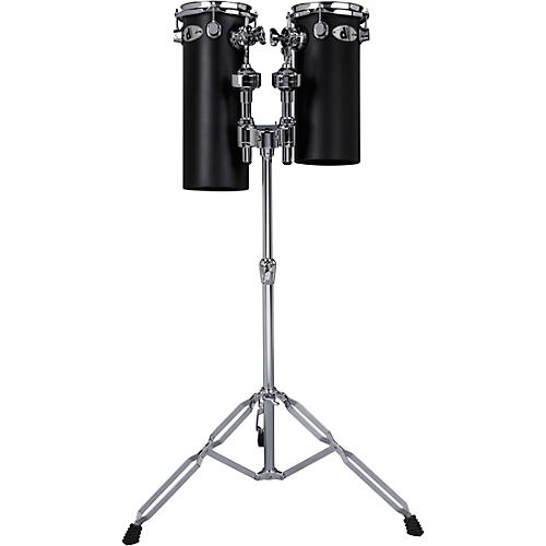 Ddrum Deccabons, Black 14 in. and 16 in. thumbnail