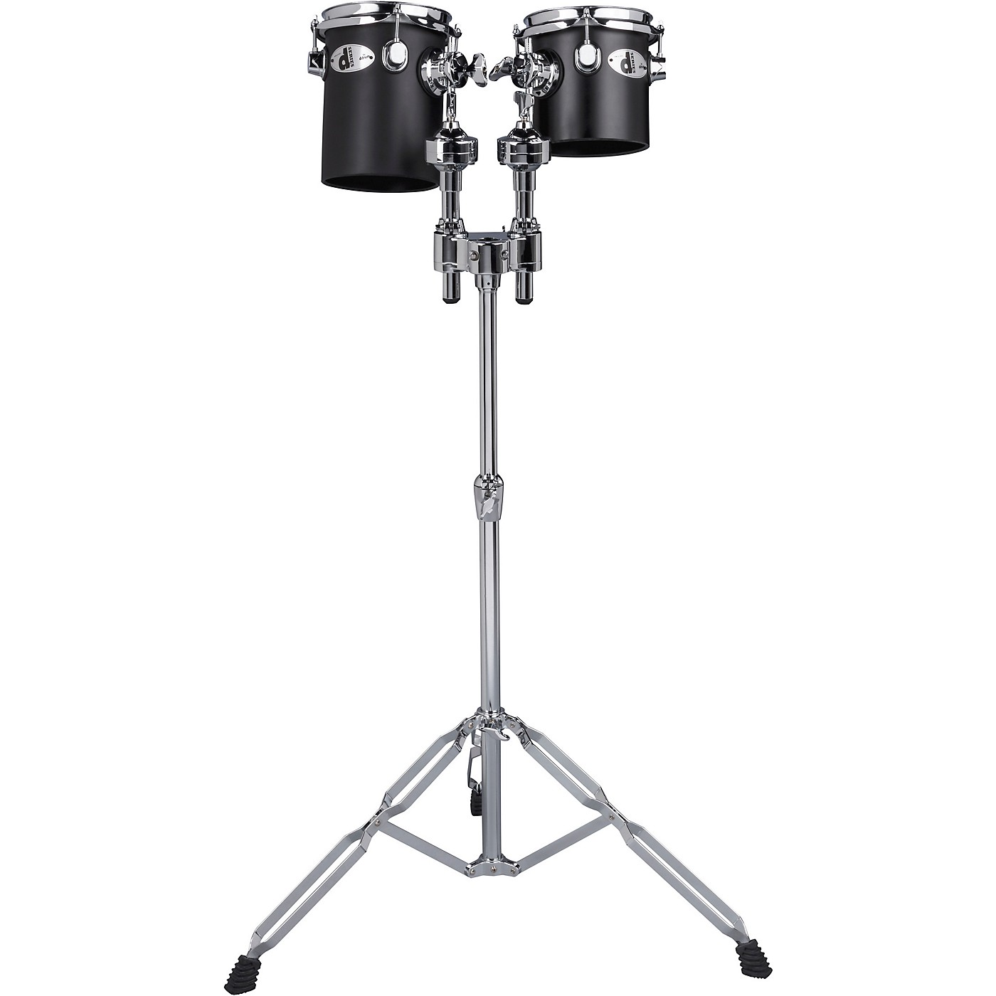 ddrum Deccabons, Black 6 in. and 8 in. thumbnail