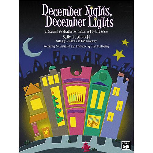 Alfred December Nights Lights Listening CD thumbnail