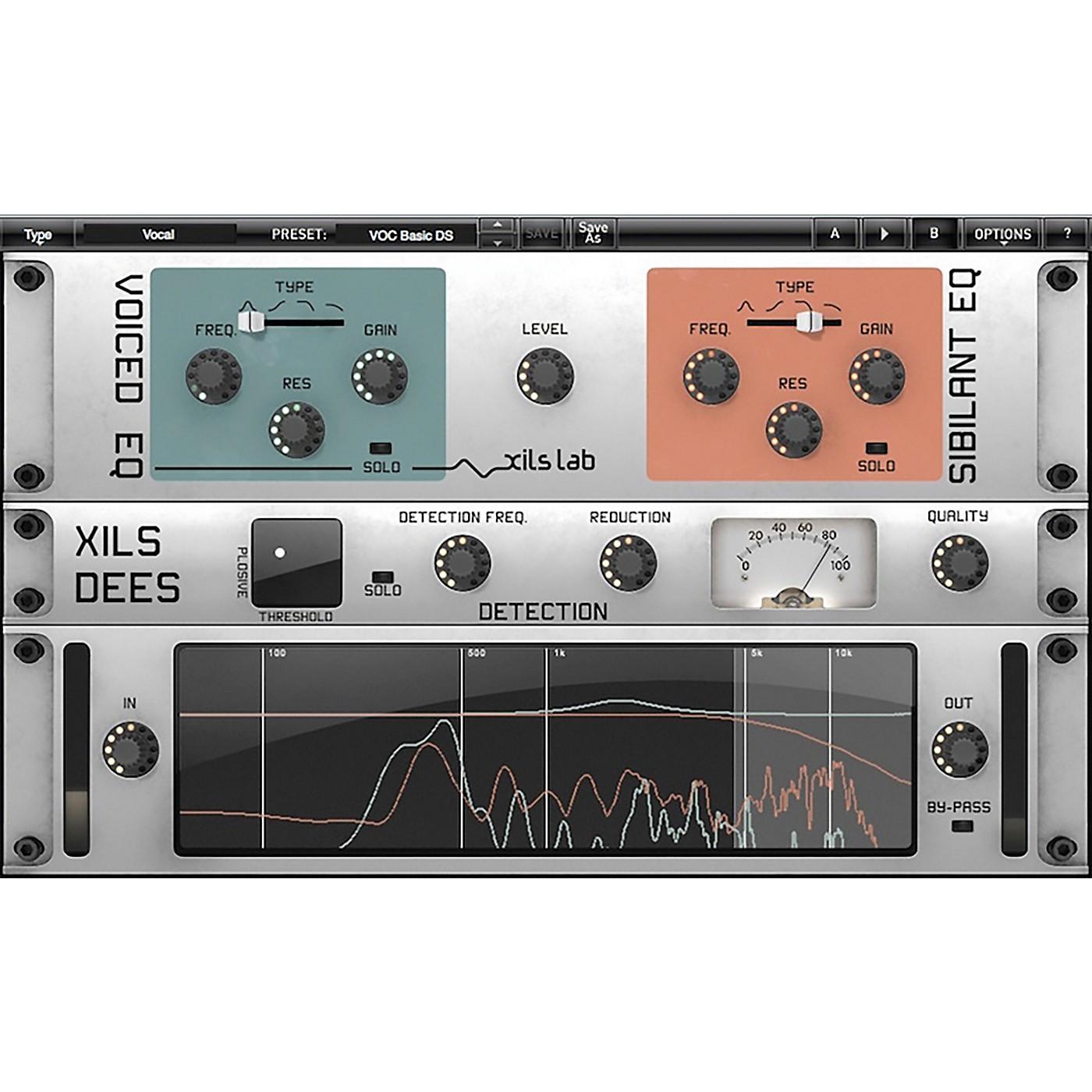 XILS lab DeeS De-esser (Software Download) thumbnail