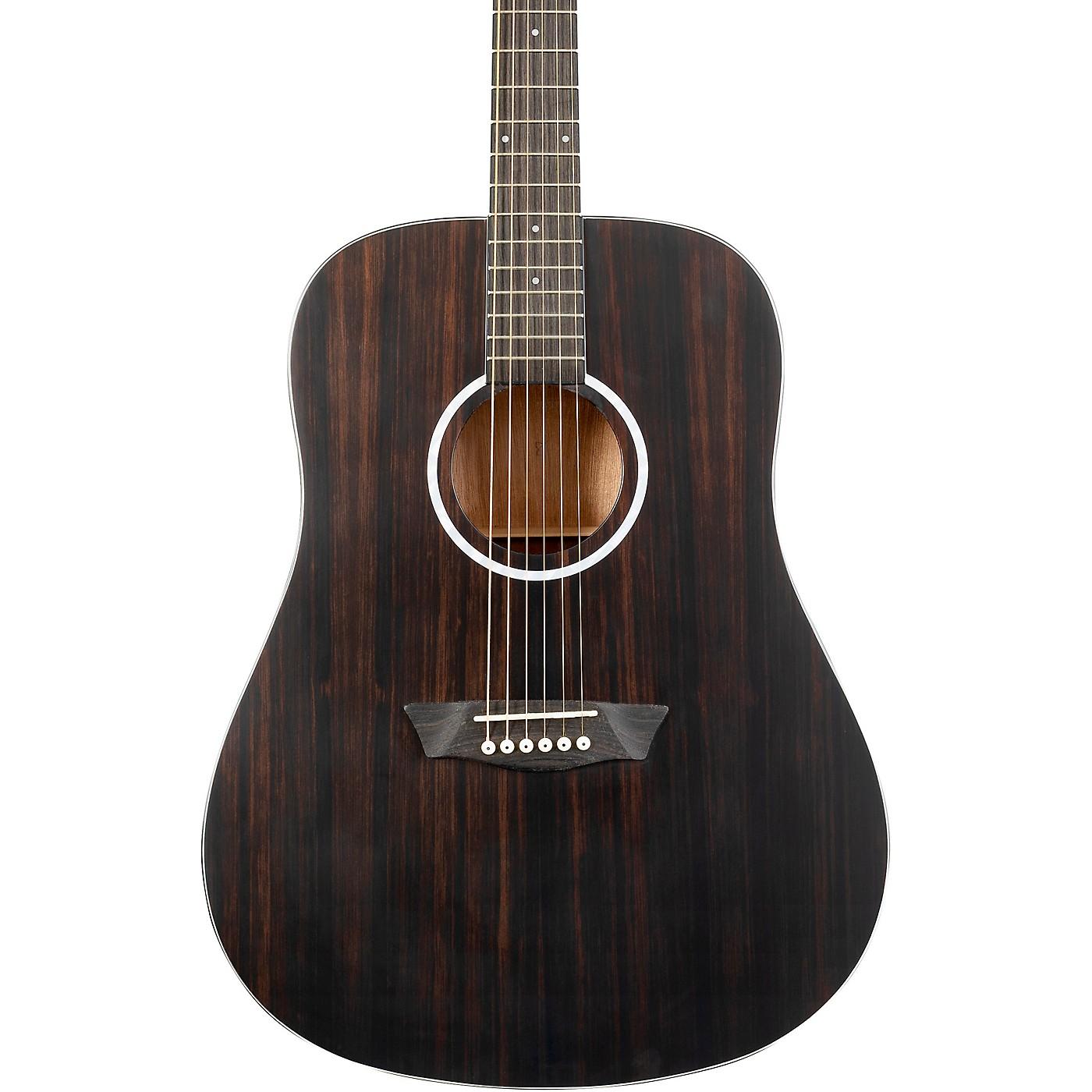 Washburn Deep Forest Ebony D Acoustic Guitar thumbnail