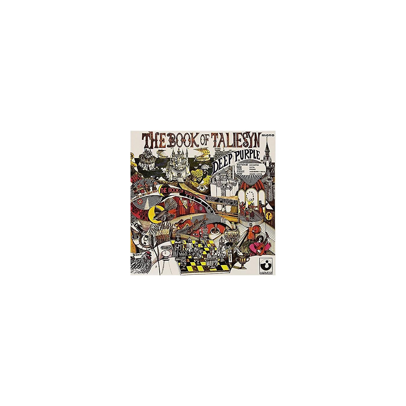 Alliance Deep Purple - Book of Taliesyn (White Vinyl) thumbnail