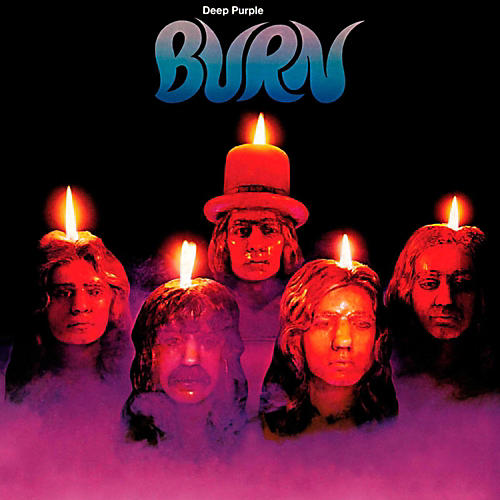 The Orchard Deep Purple - Burn LP thumbnail