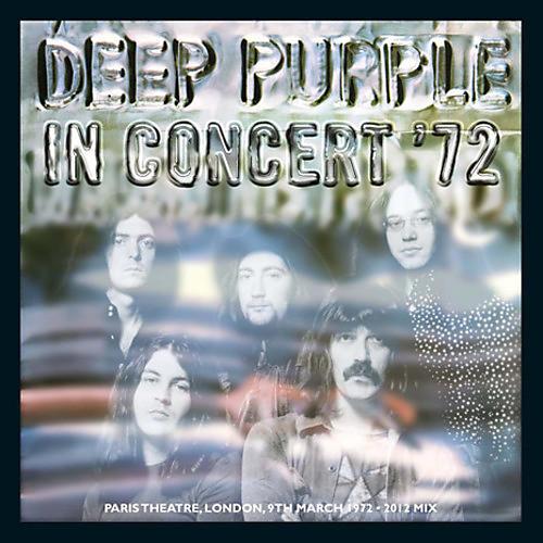 Alliance Deep Purple - Deep Purple In Concert '72 thumbnail