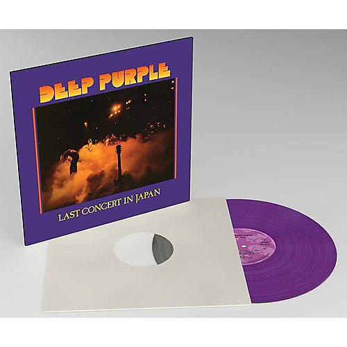 Alliance Deep Purple - Last Concert In Japan (Purple Vinyl) thumbnail
