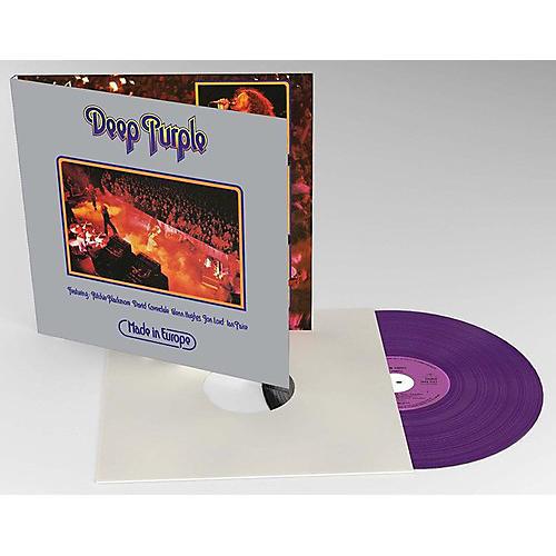 Alliance Deep Purple - Made In Europe (Purple Vinyl) thumbnail