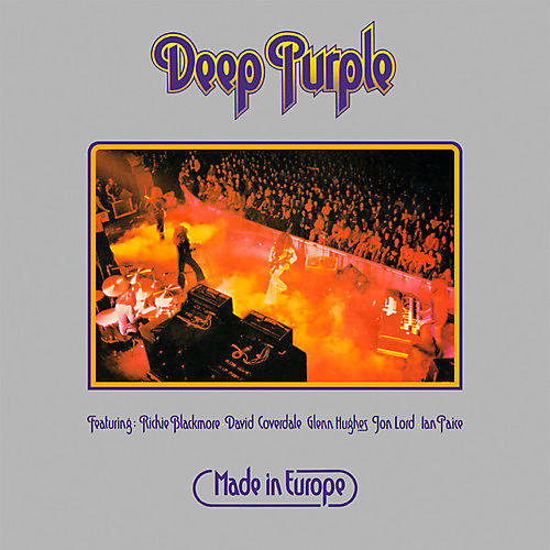 Alliance Deep Purple - Made In Europe thumbnail