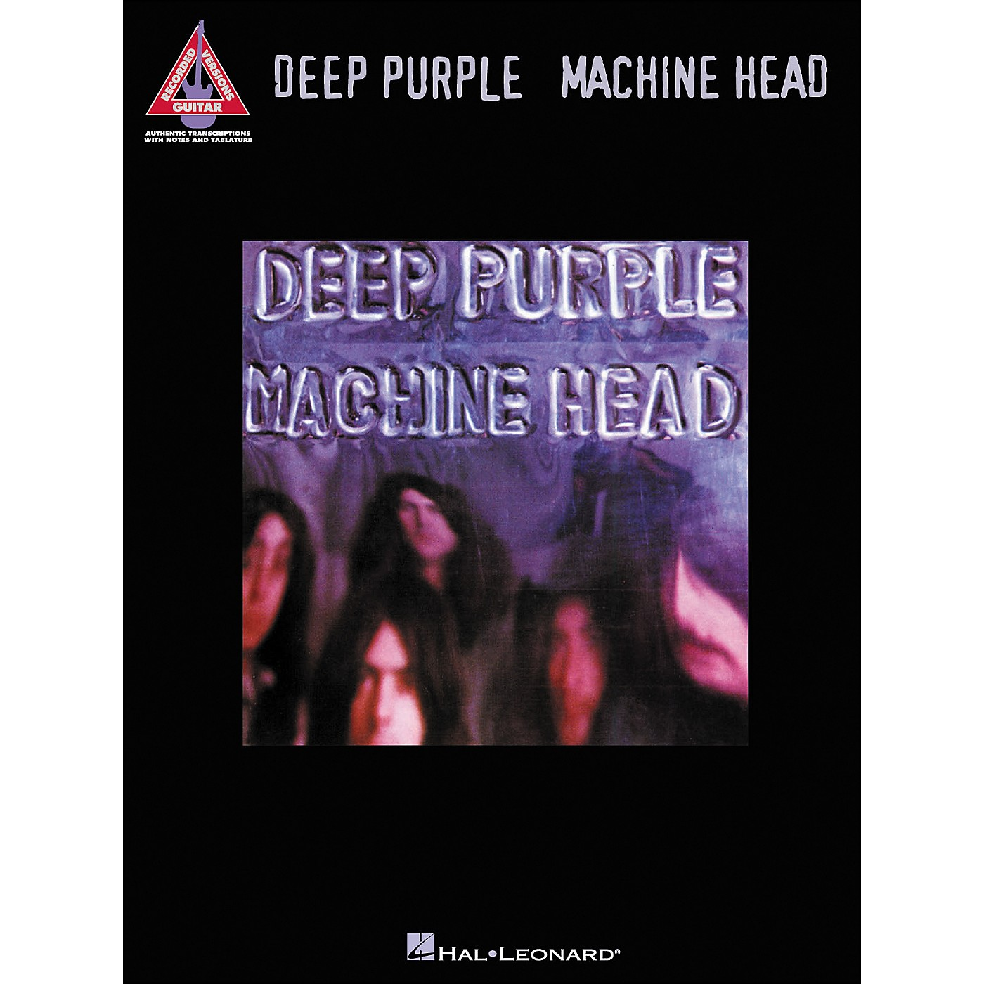 Hal Leonard Deep Purple Machine Head Tab Book thumbnail