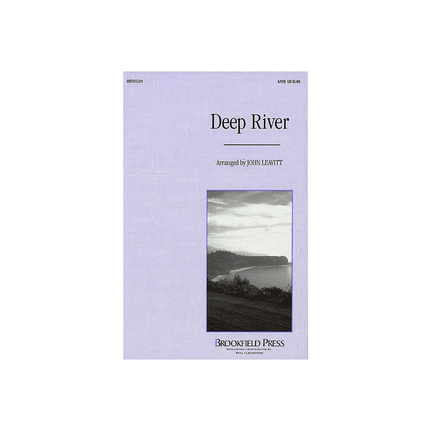 Brookfield Deep River SSA Arranged by John Leavitt thumbnail