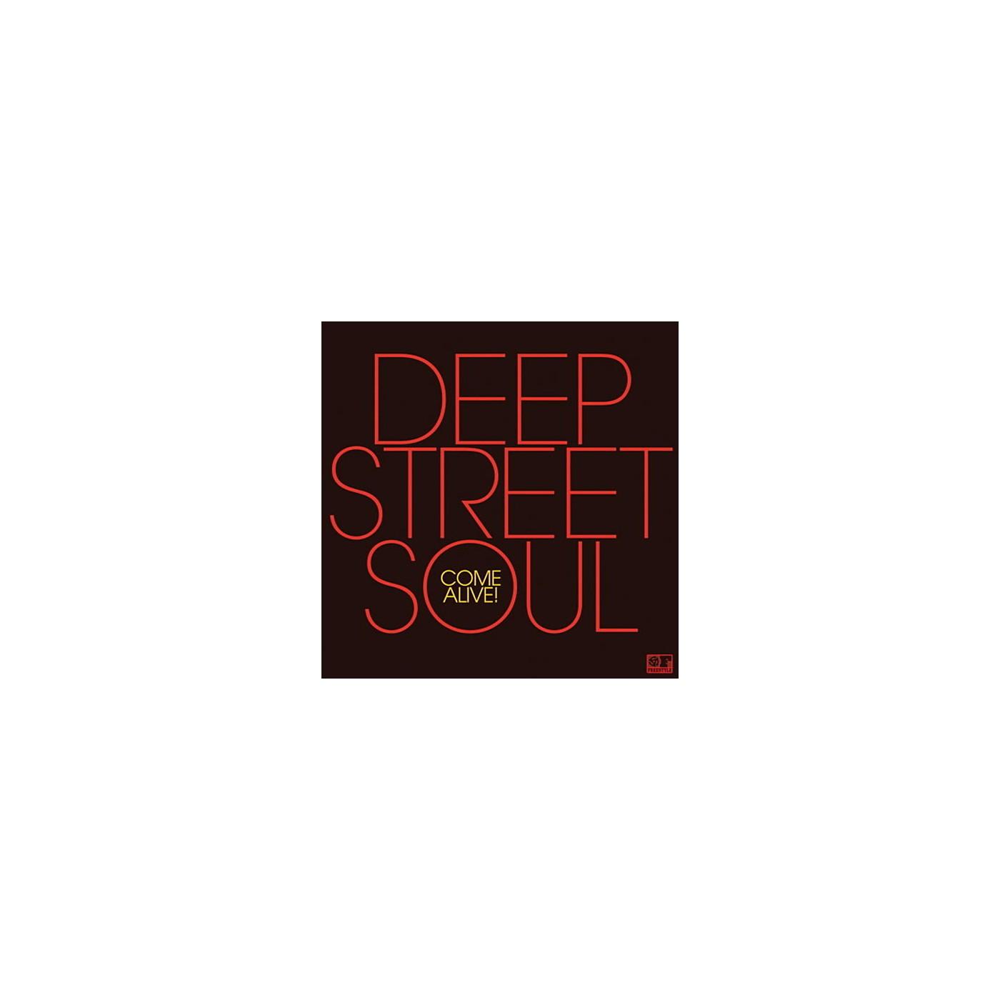 Alliance Deep Street Soul - Come Alive thumbnail