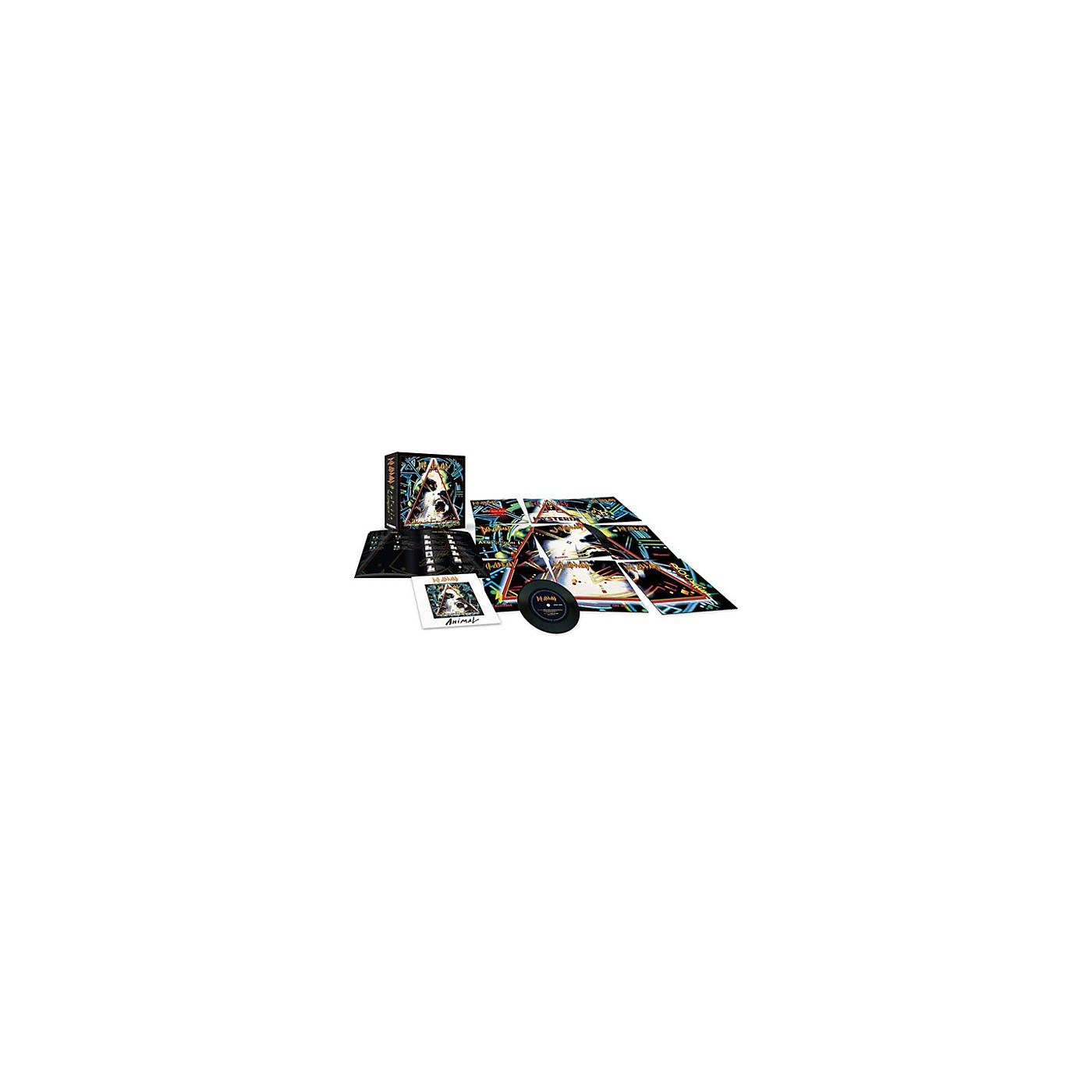 Alliance Def Leppard - Hysteria Singles thumbnail