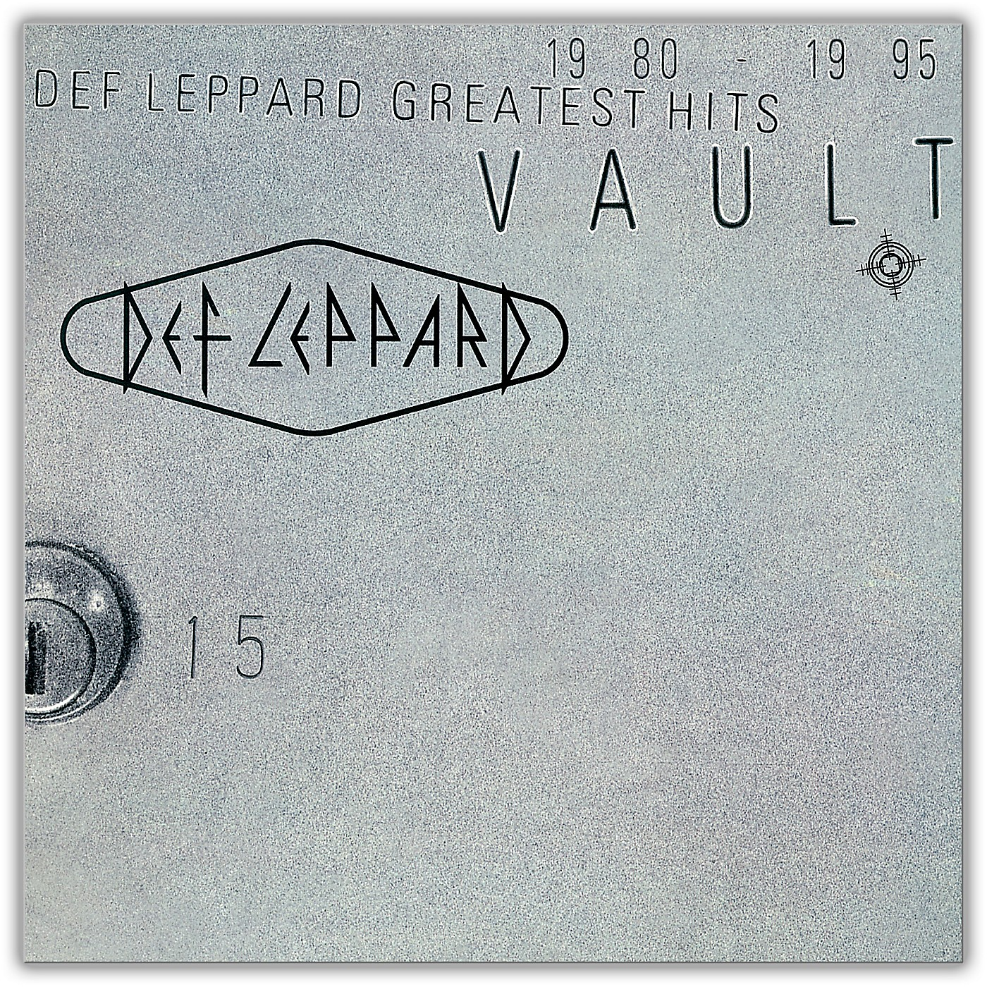Universal Music Group Def Leppard - Vault: Def Leppard Greatest Hits 1980-1995 Vinyl 2LP thumbnail