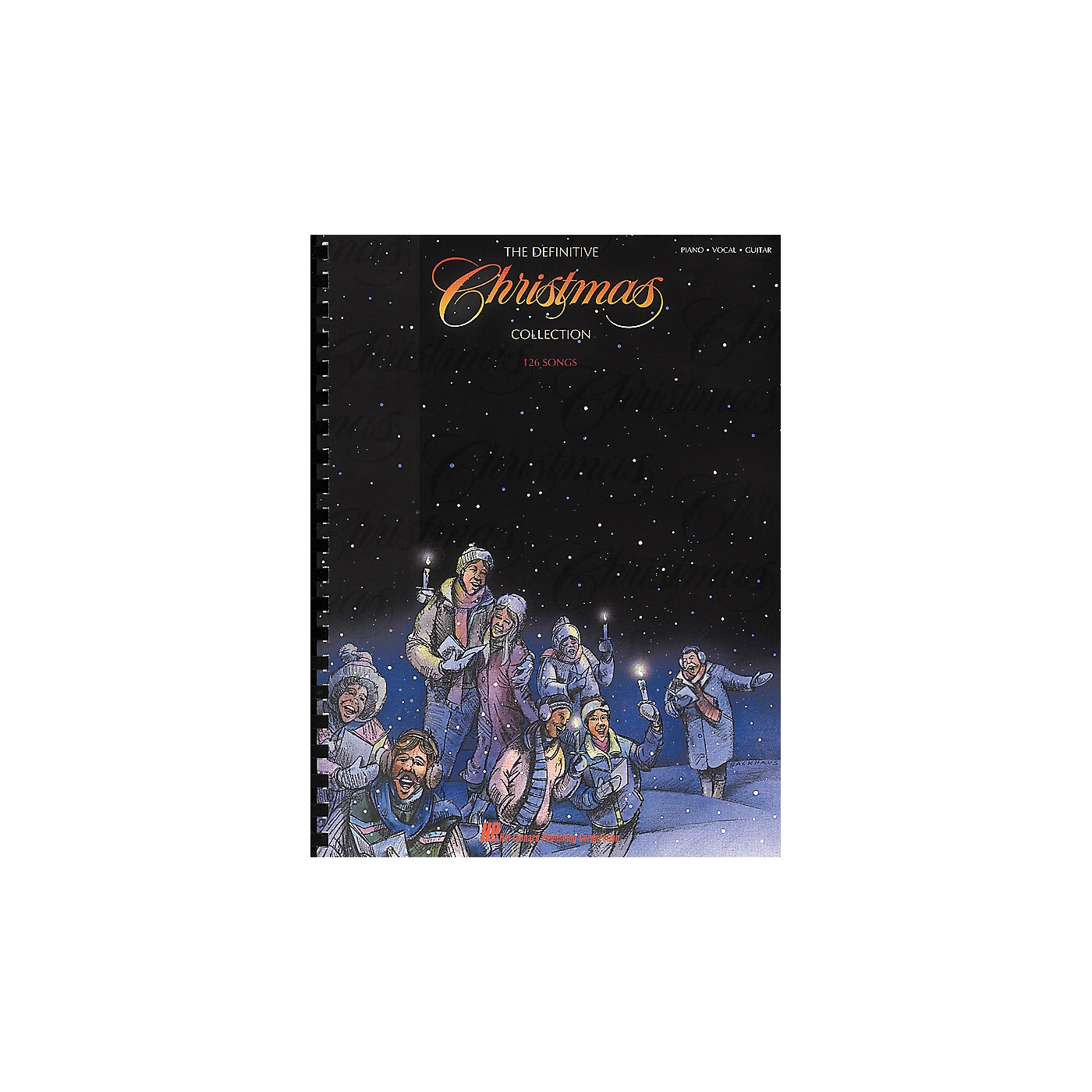 Hal Leonard Definitive Christmas Collection Piano, Vocal, Guitar Songbook thumbnail